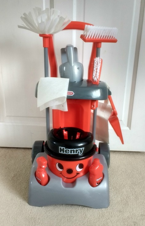 Henry Deluxe Cleaning Trolley
